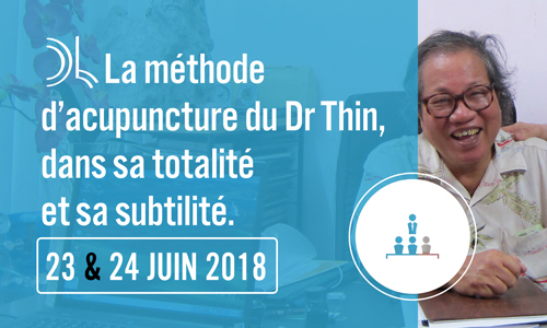 seminaire acupuncture méthode Thin