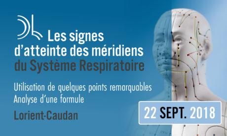 Séminaire CAUDAN Système Respiratoire